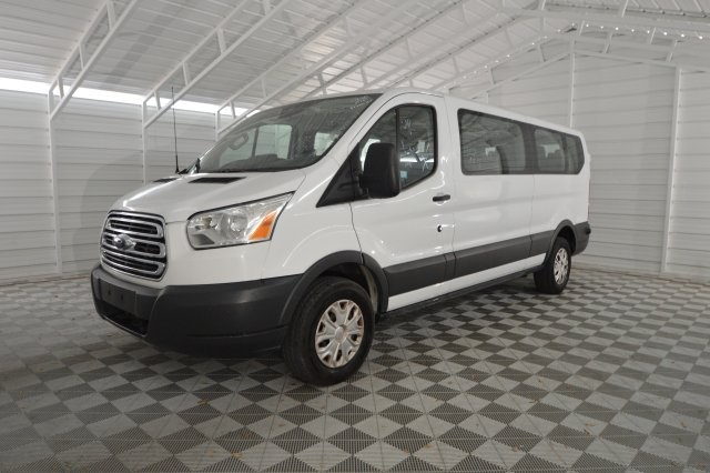 2017 Transit 350 Low Roof, Passenger Wagon #A20877M - photo 6