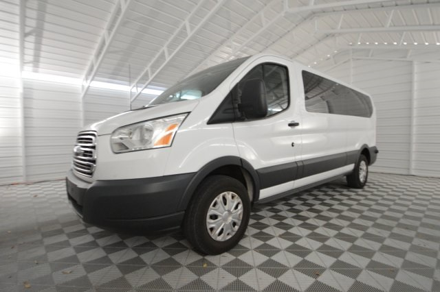 2015 Transit 350 Low Roof, Passenger Wagon #A20906C - photo 9