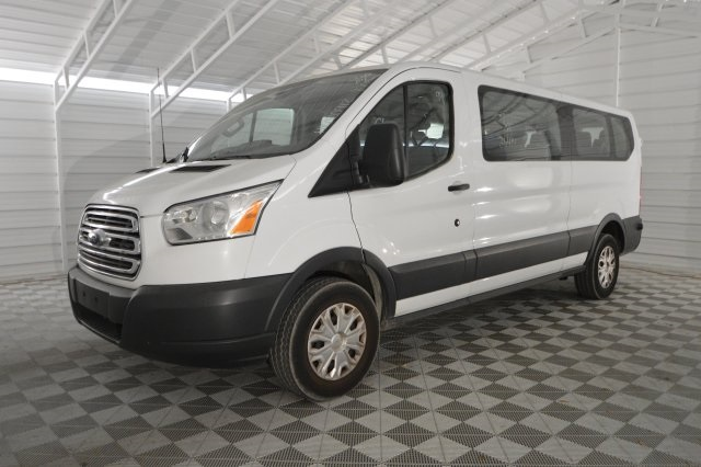 2017 Transit 350 Low Roof, Passenger Wagon #A20912M - photo 7
