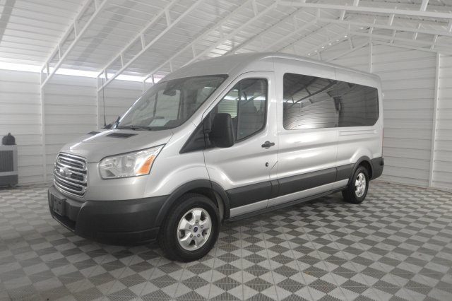 2018 Transit 350 Med Roof 4x2,  Passenger Wagon #A24291F - photo 11