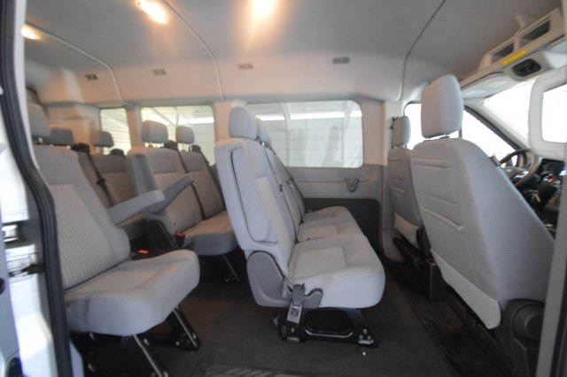 2018 Transit 350 Med Roof 4x2,  Passenger Wagon #A24291F - photo 22
