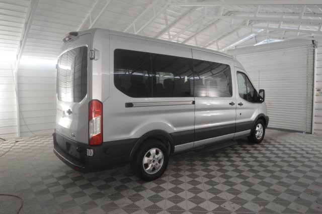 2018 Transit 350 Med Roof 4x2,  Passenger Wagon #A24291F - photo 2