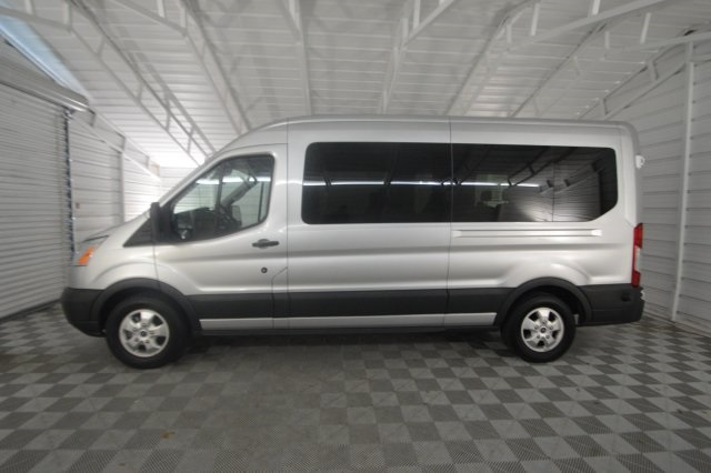 2018 Transit 350 Med Roof 4x2,  Passenger Wagon #A24291F - photo 5