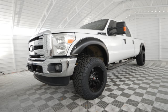 2014 F-350 Crew Cab 4x4, Pickup #A39077M - photo 7