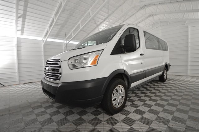 2016 Transit 350 Low Roof, Passenger Wagon #A39513M - photo 9