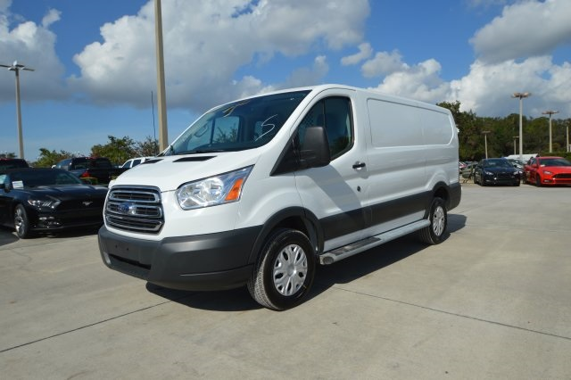 2016 Transit 250 Low Roof Cargo Van #A58604F - photo 10