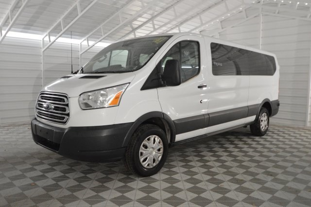2017 Transit 350 Low Roof, Passenger Wagon #A60993M - photo 6