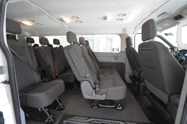 2017 Transit 350 Low Roof 4x2,  Passenger Wagon #A73931F - photo 21