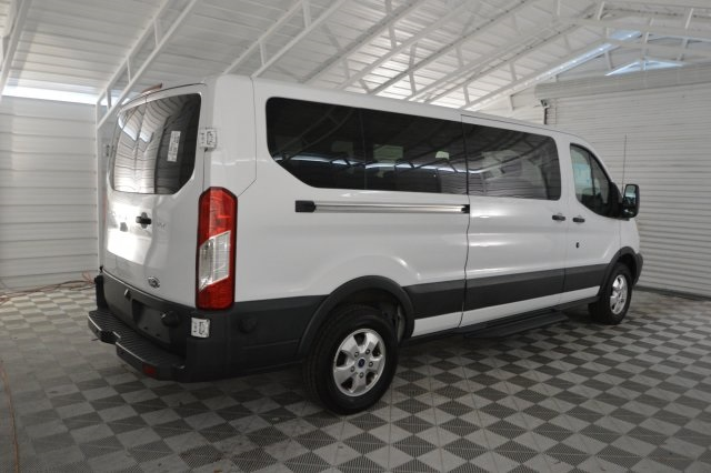 2017 Transit 350 Low Roof 4x2,  Passenger Wagon #A73931F - photo 2