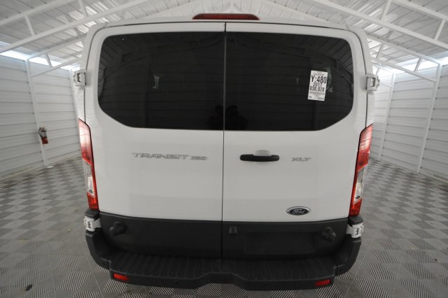 2017 Transit 350 Low Roof 4x2,  Passenger Wagon #A73931F - photo 4