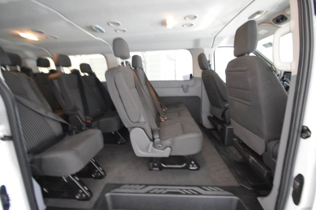 2017 Transit 350 Low Roof 4x2,  Passenger Wagon #A76818F - photo 22
