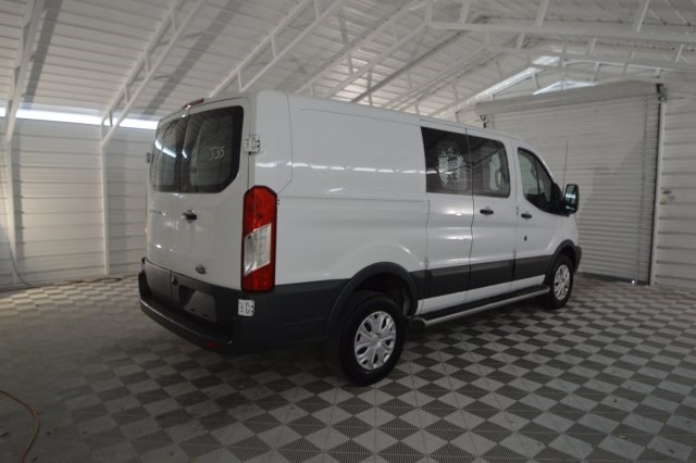 2017 Transit 250 Low Roof 4x2,  Empty Cargo Van #A77829M - photo 2