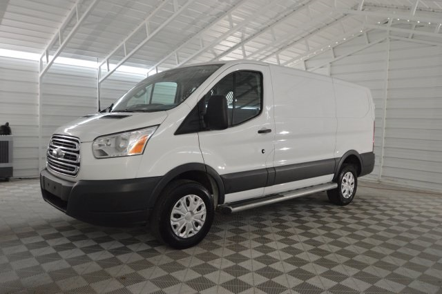 2017 Transit 250 Low Roof 4x2,  Empty Cargo Van #A77829M - photo 9