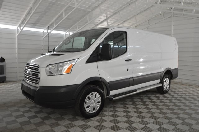 2017 Transit 250 Low Roof 4x2,  Empty Cargo Van #A78591M - photo 8