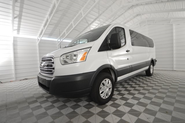 2016 Transit 350 Low Roof, Passenger Wagon #A85638M - photo 9