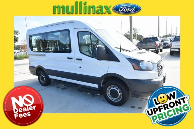 2018 Ford Transit 250 Med Roof 4x2, Mobility #A86690F - photo 1