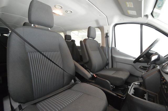 2017 Transit 350 Low Roof 4x2,  Passenger Wagon #A87720F - photo 21