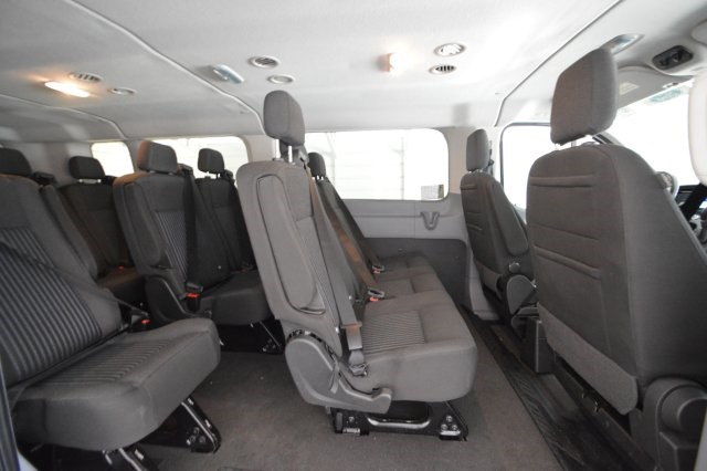 2017 Transit 350 Low Roof 4x2,  Passenger Wagon #A87720F - photo 23