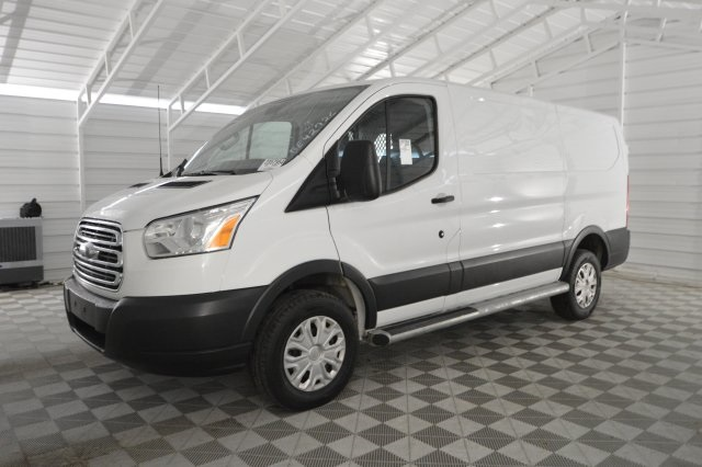 2017 Transit 250 Low Roof 4x2,  Empty Cargo Van #A92297F - photo 11