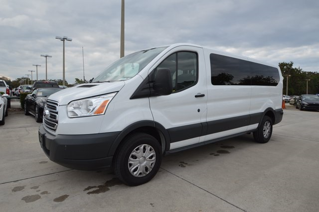 2016 Transit 350 Low Roof Passenger Wagon #A97126 - photo 9