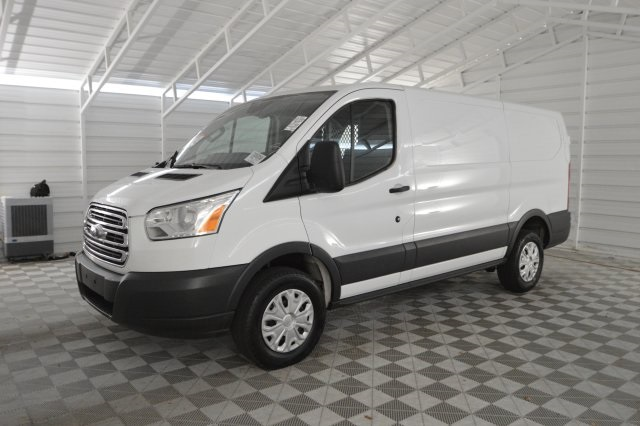 2017 Transit 250 Low Roof 4x2,  Empty Cargo Van #A99959F - photo 11