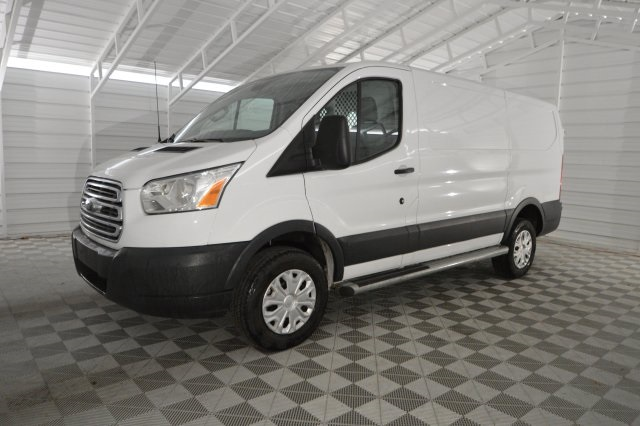 2016 Transit 250 Low Roof, Cargo Van #B04585M - photo 9