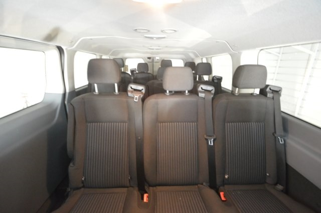 2017 Transit 350 Low Roof 4x2,  Passenger Wagon #B05096F - photo 18