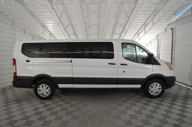 2017 Transit 350 Low Roof 4x2,  Passenger Wagon #B05096F - photo 3