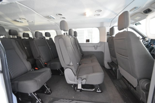 2017 Transit 350 Low Roof 4x2,  Passenger Wagon #B05096F - photo 24