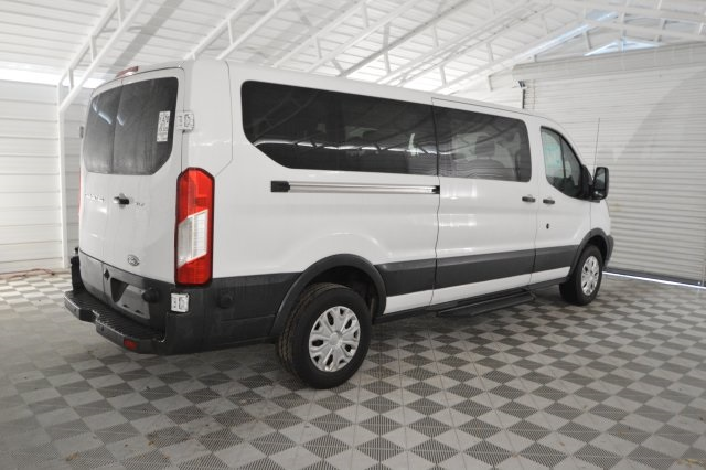 2017 Transit 350 Low Roof 4x2,  Passenger Wagon #B05096F - photo 2