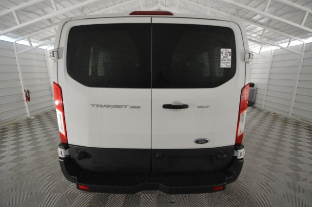 2017 Transit 350 Low Roof 4x2,  Passenger Wagon #B05096F - photo 4