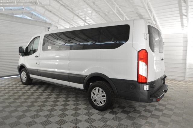 2017 Transit 350 Low Roof 4x2,  Passenger Wagon #B05096F - photo 5