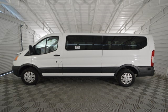 2017 Transit 350 Low Roof 4x2,  Passenger Wagon #B05096F - photo 6
