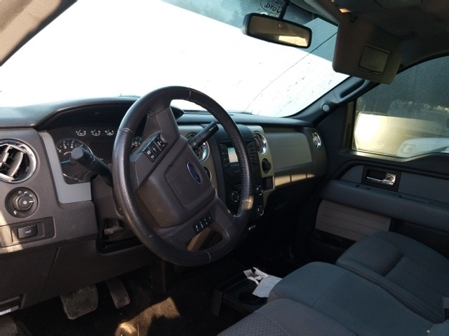 2013 F-150 SuperCrew Cab 4x4, Pickup #B06228 - photo 5