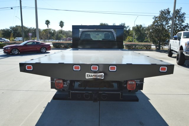 2013 F-550 Regular Cab DRW, Platform Body #B10497 - photo 6