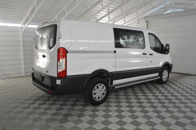 2017 Transit 250 Low Roof 4x2,  Empty Cargo Van #B10989F - photo 2
