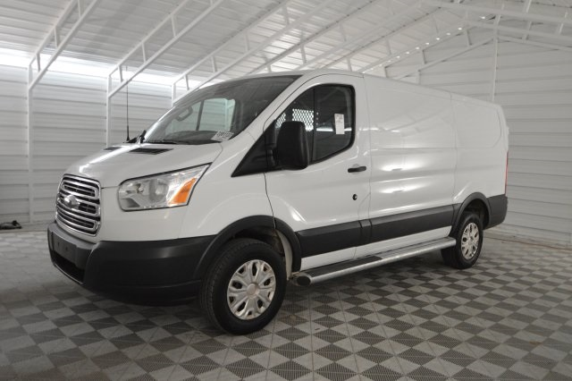 2017 Transit 250 Low Roof 4x2,  Empty Cargo Van #B10989F - photo 9