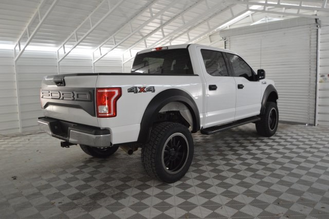 2017 F-150 SuperCrew Cab 4x4,  Pickup #B11895F - photo 2