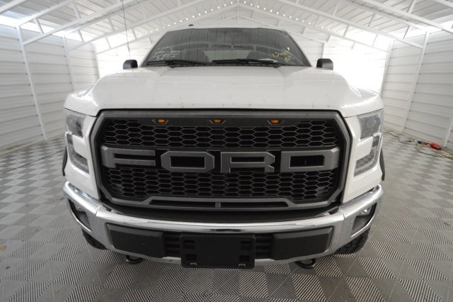 2017 F-150 SuperCrew Cab 4x4,  Pickup #B11895F - photo 5