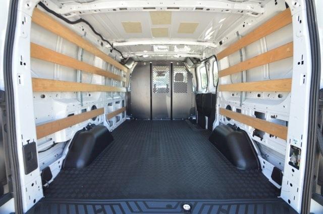 2018 Transit 250 Low Roof 4x2, Empty Cargo Van #B16684M - photo 1