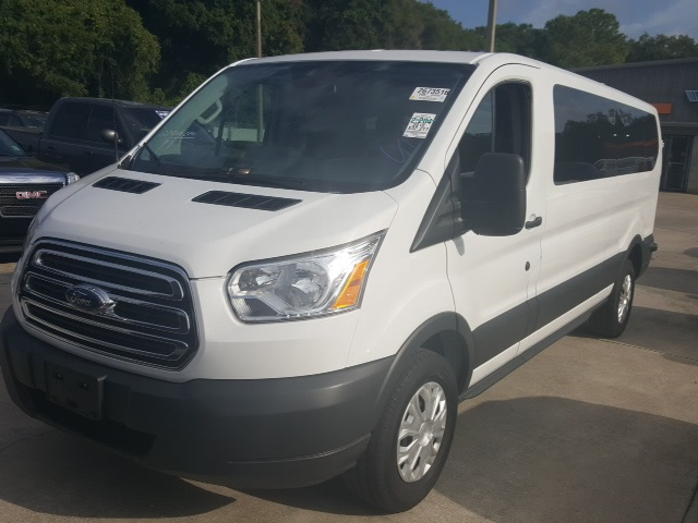 2016 Transit 350 Low Roof, Passenger Wagon #B18696F - photo 3