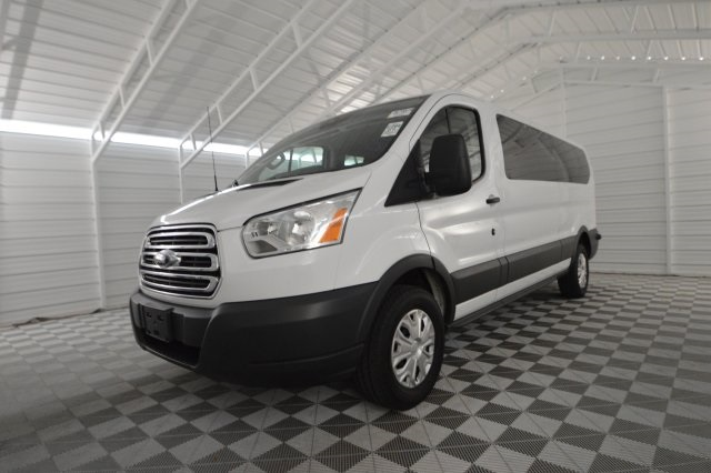 2016 Transit 350 Low Roof, Passenger Wagon #B18696F - photo 10