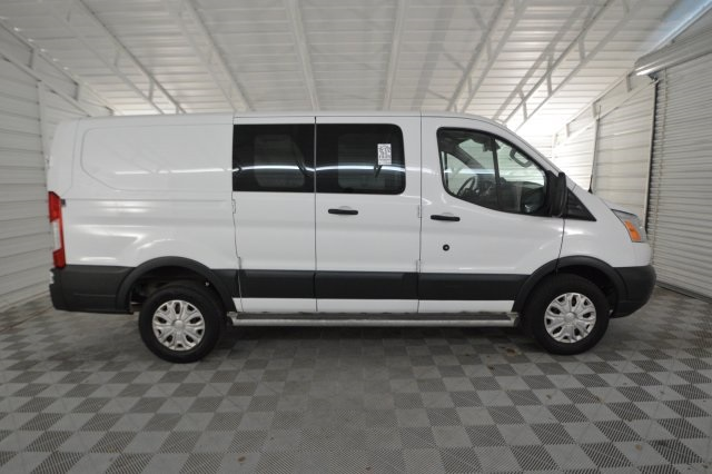 2017 Transit 250 Low Roof 4x2,  Empty Cargo Van #B29539F - photo 4