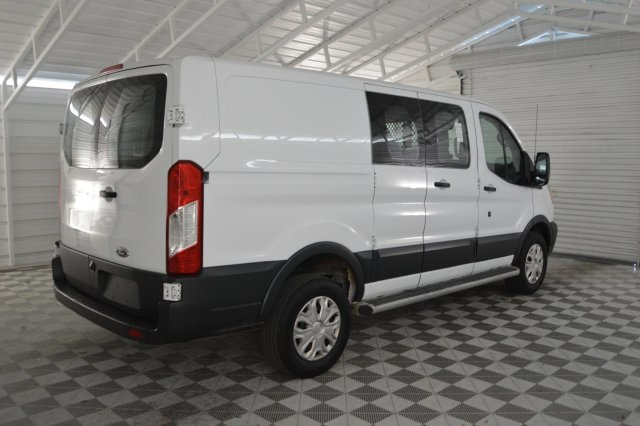 2017 Transit 250 Low Roof 4x2,  Empty Cargo Van #B29539F - photo 2