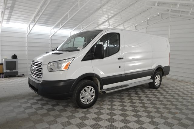 2017 Transit 250 Low Roof 4x2,  Empty Cargo Van #B29540F - photo 11