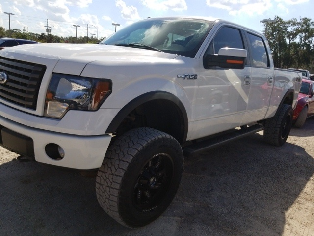 2012 F-150 Super Cab 4x4, Pickup #B30082M - photo 5