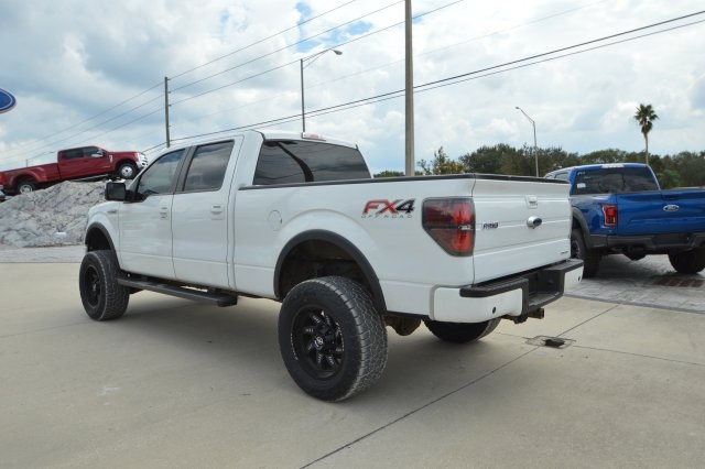 2012 F-150 Super Cab 4x4, Pickup #B30082M - photo 4