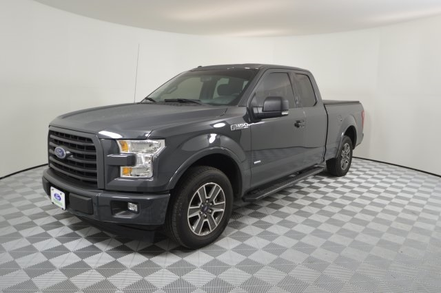 2017 F-150 Super Cab 4x2,  Pickup #B62613A - photo 10