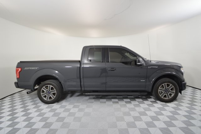 2017 F-150 Super Cab 4x2,  Pickup #B62613A - photo 3