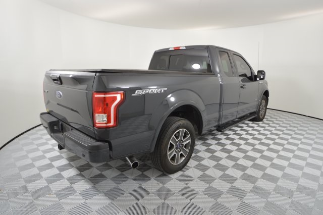 2017 F-150 Super Cab 4x2,  Pickup #B62613A - photo 2